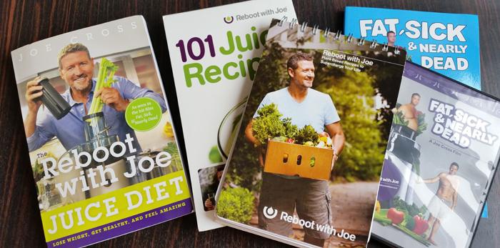 Bücher, Rezepte & DVD von Joe Cross