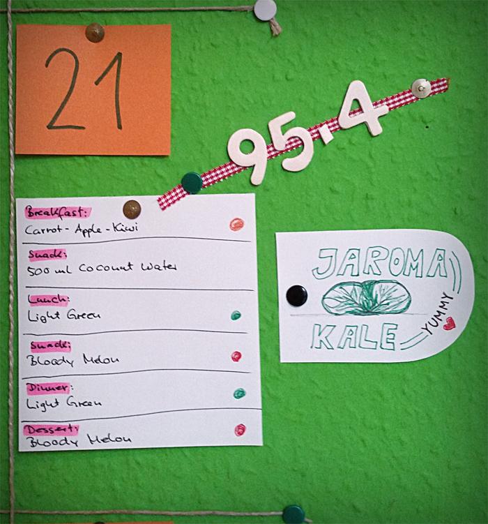 Tag 21 - 07.07.2014